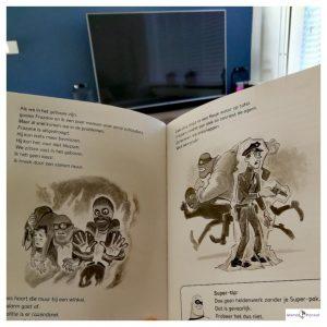 Makkelijk lezen met Disney : The Incredibles : Draag nooit een cape! En andere tips voor helden