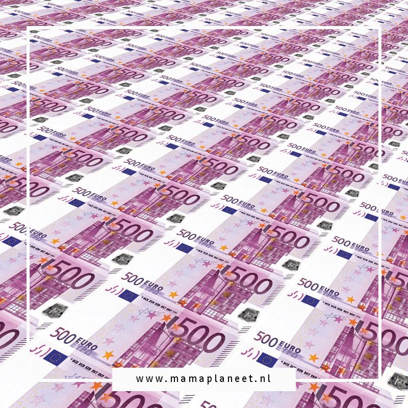 500 euro biljetten