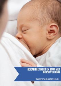 Borstvoeding : Baby aan de borst bij moeder