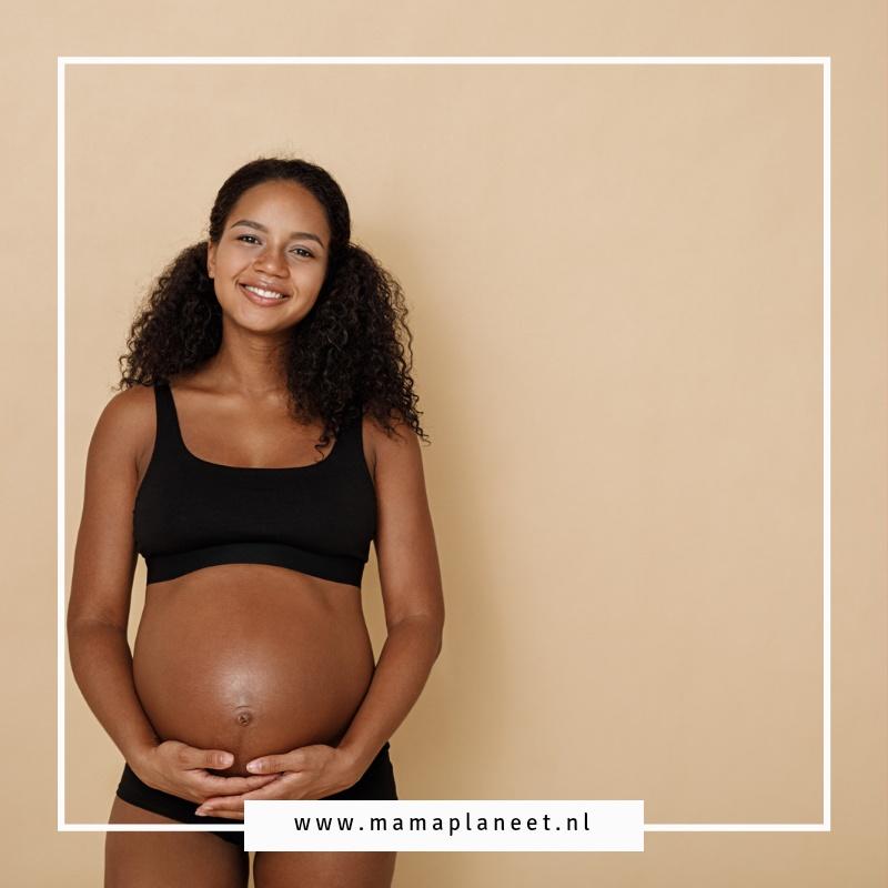 Angelique is 23 en zwanger van haar 4e kind MamaPlaneet.nl