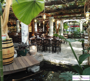 Het restaurant in Landalpark Het Vennenbos