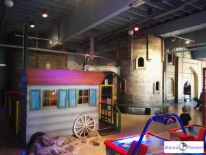 Indoor speeltuin bij Landal