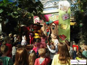Kinderdisco met Puk & Pelle en Bollo bij Landal