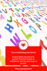 taal-en spraakontwikkeling