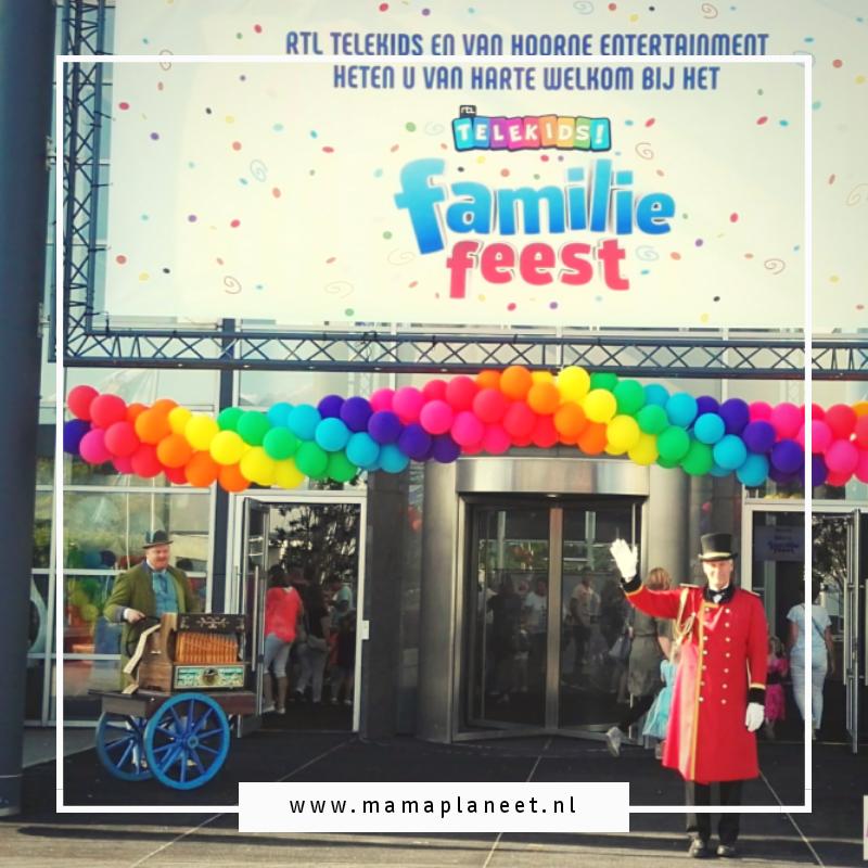 RTL Telekids familiefeest 2017