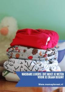 wasbare luiers voor kinderen