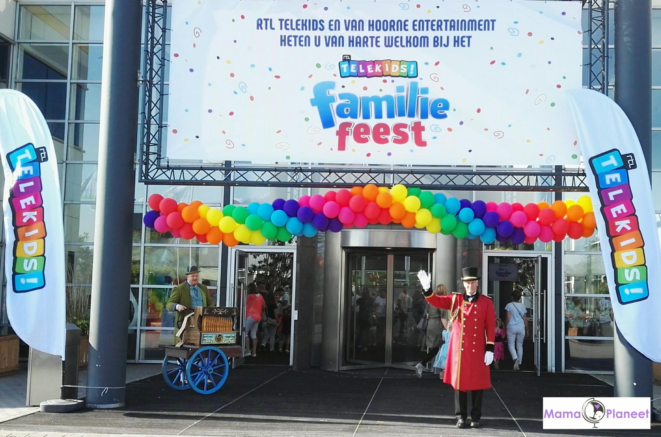 RTL Telekids Familiefeest