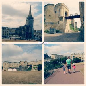 Caen Normandie Frankrijk