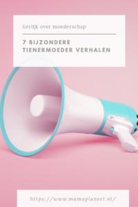 7x tienermoeders in eerlijk over moederschap verhalen op MamaPlaneet.nl