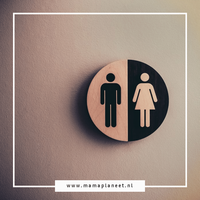 Man, vrouw, genderneutraal opvoeden