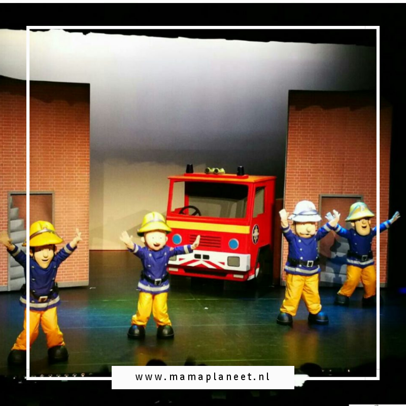 Brandweerman Sam in theater