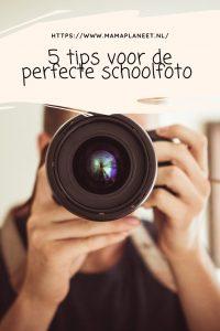 schoolfotograaf maakt de perfecte schoolfoto kind MamaPlaneet.nl