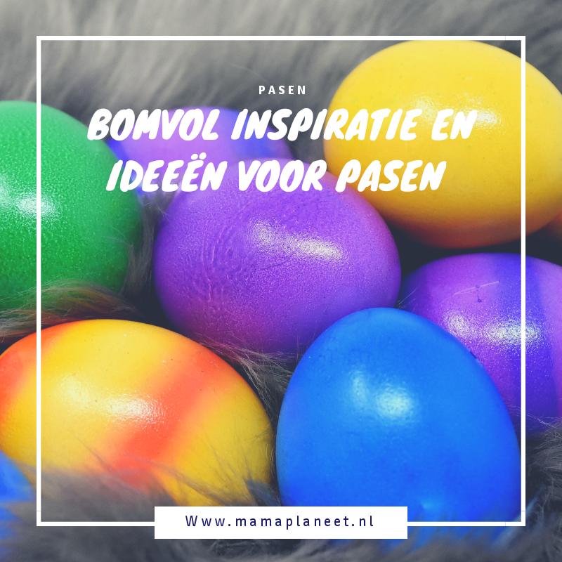 Bomvol inspiratie en ideeën voor Pasen