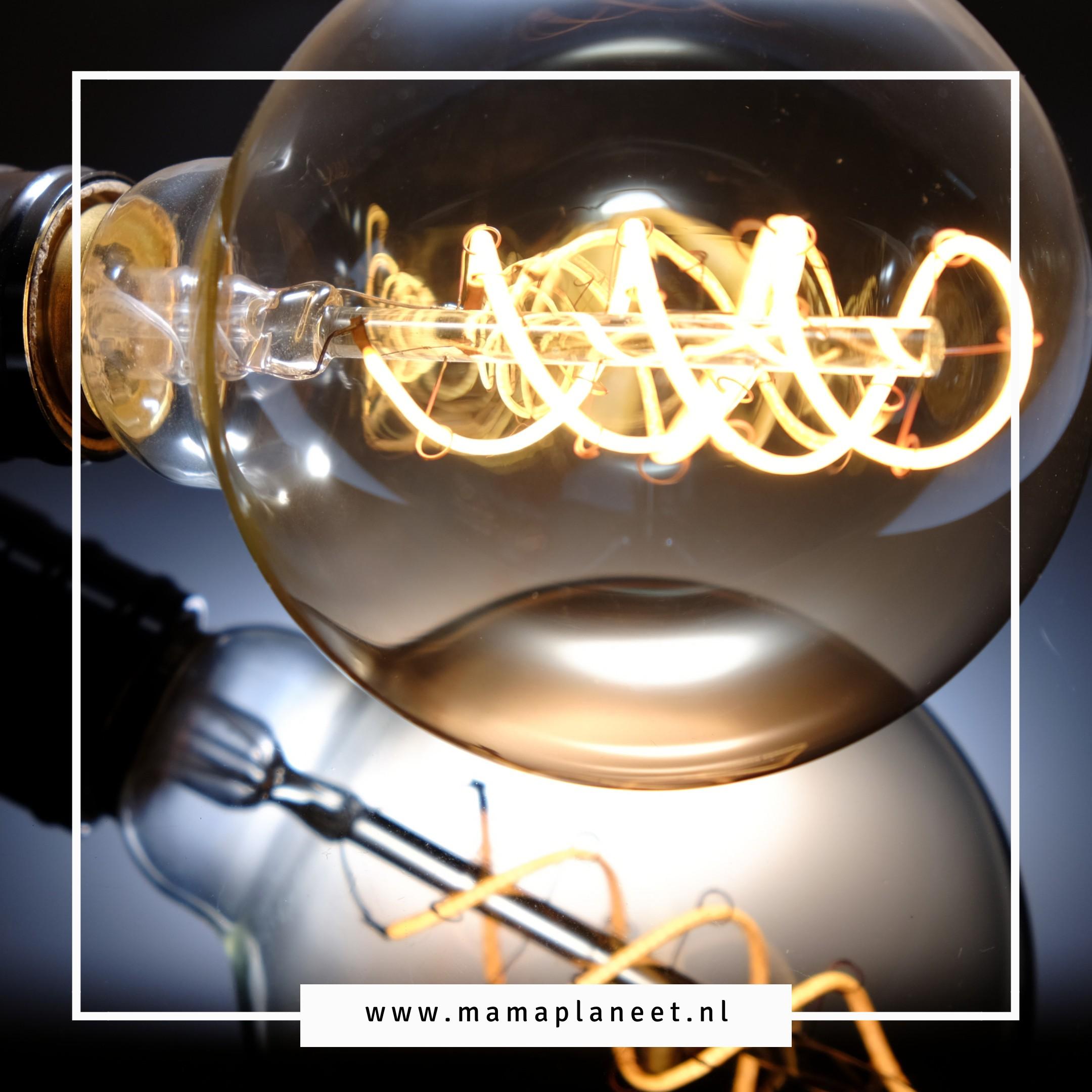 lamp, electriciteit, besparen op energierekening