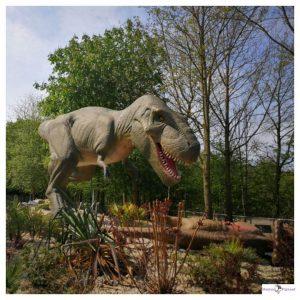 T-Rex in Dinoland Zwolle