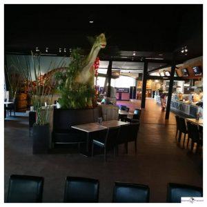 Restaurant in Dinoland Zwolle