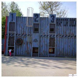Raptor Dock