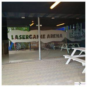 Lagergam arena Dinoland Zwolle