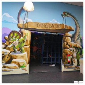Indoor speelparadijs Dinoland Zwolle