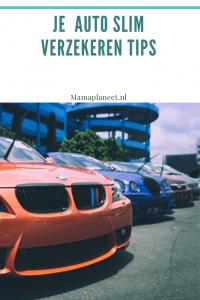 auto slim verzekeren tips autovergelijken