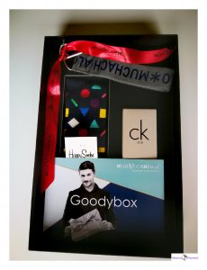 Blogger by Nature hemd voor hem cadeau box