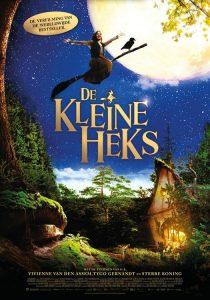 Filmposter De Kleine Heks 2018