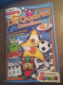 De quarks Omnibus Denksport Junior
