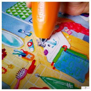 Interactieve pen van Tiptoi