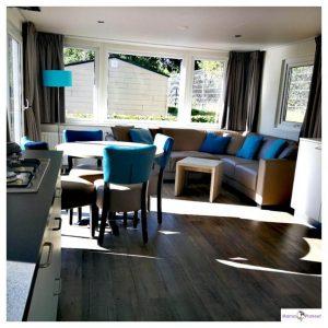 Chalet Buitenverblijf luxe 4 Roompot Resort Arcen