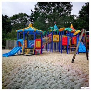 Geweldige speeltuin Resort Arcen