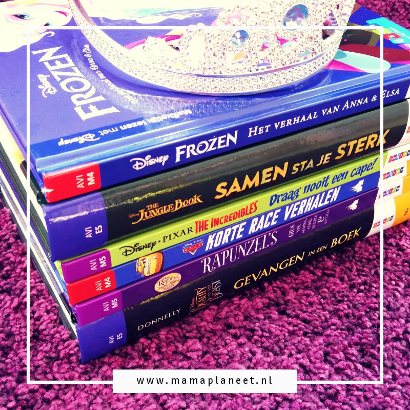 Disney en Zwijsen bundelen krachten en brengen boeken uit voor Dyslectische kinderen