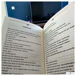 Makkelijk lezen met Disney : Beauty and the Beast : Gevangen in een boek