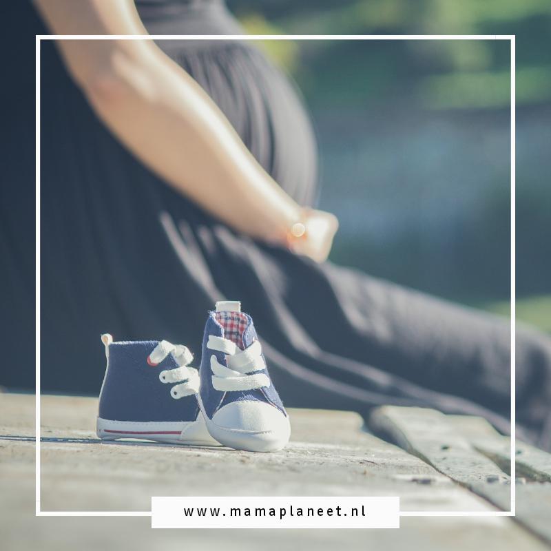 zwanger en zwangerschapsstriemen