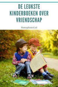 kleine vriendjes lezen samen boeken