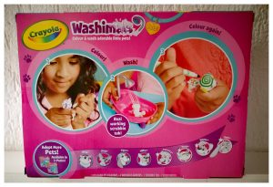Washimals verpakking