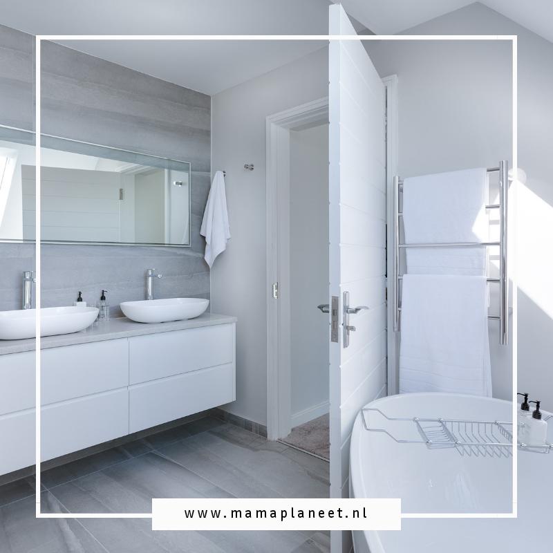 Kleine badkamer | 10 tips om het ruimer te laten lijken