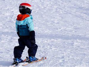 wintersport met kindren in Bottrop