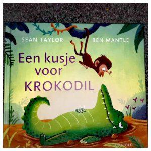 een kusje voor krokodil