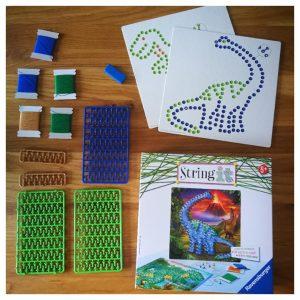 String Art kit voor kinderen