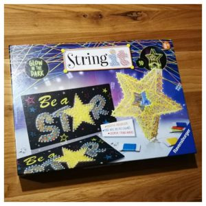 Ravensburger 3D Glow in the darm be a star
