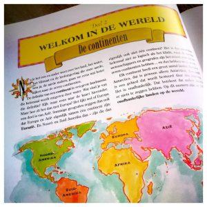 De wereld ontdekken voor beginners inhoud