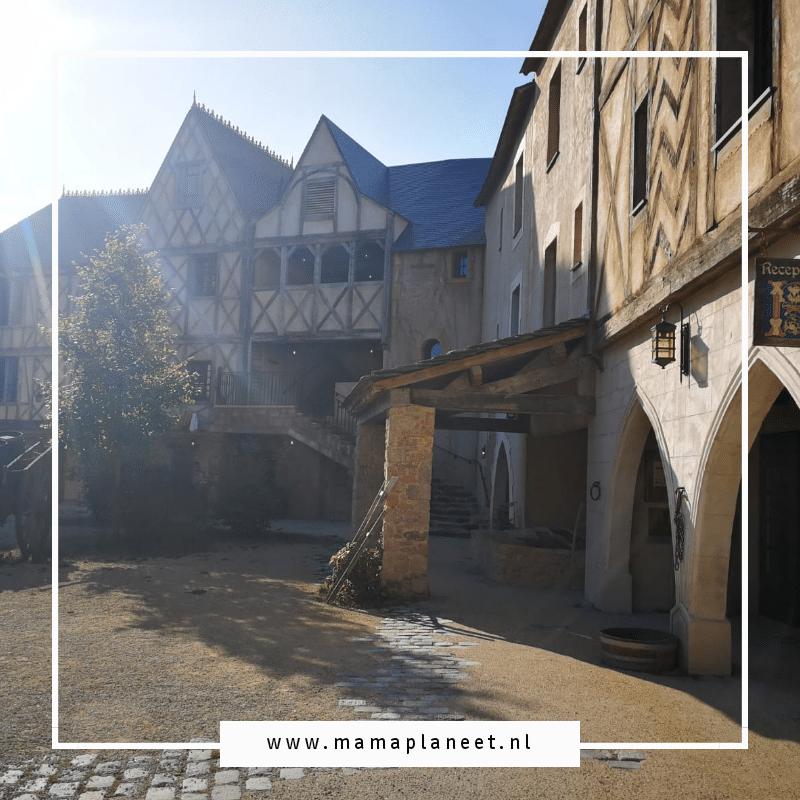 La Citadelle puy du fou hotel overnachten in een kasteel