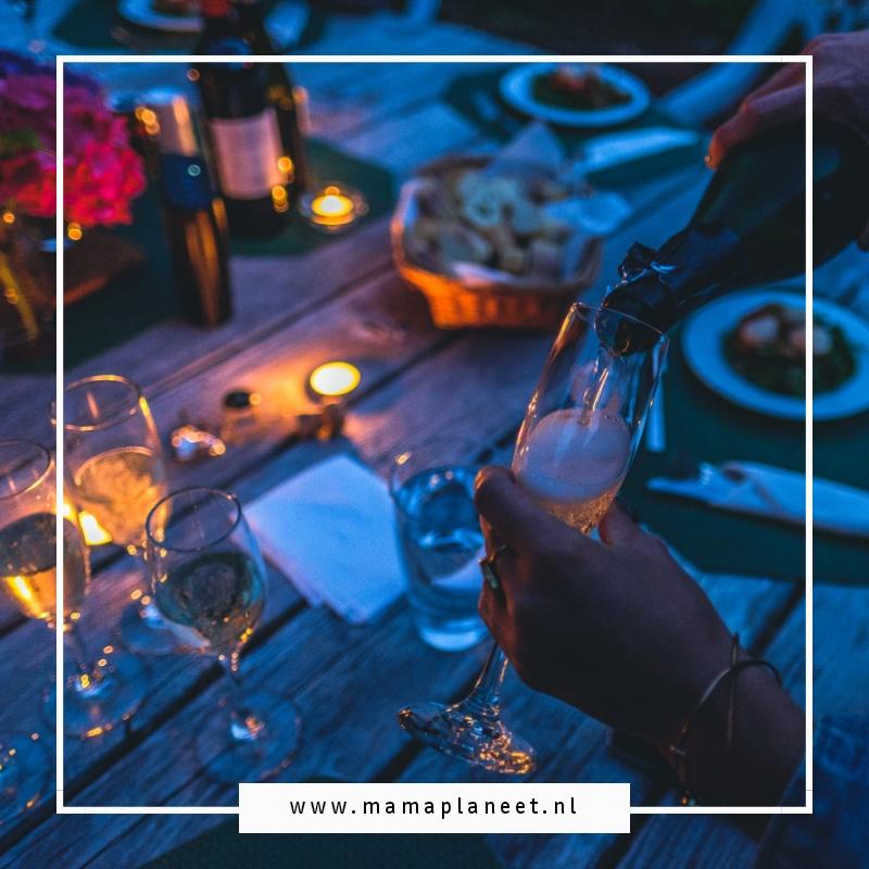 relaxt feestje of etentje geven zonder stress