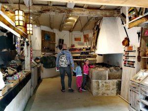 handwerkers in het dorpjes van puy du fou geschedenis middeleeuwen