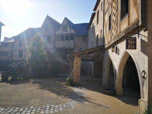 La Citadelle overnachten in een kasteel Puy du Fou hotel