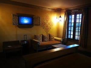 La Citadelle hotelkamer klassieke kamer hotel puy du fou vandee frankrijk
