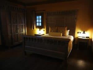 La Citadelle hotelkamer slapen in een kasteel puy du fou hotel