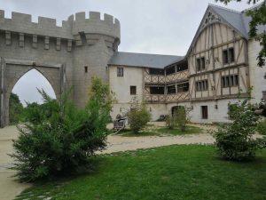 La Citadelle hotel overnachten in een kasteel puy du fou hotel regio vandee frankrijk