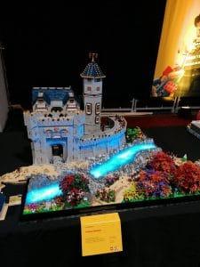LEGO world Jaarbeurs Utrecht creatie