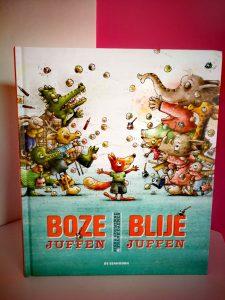 boze juffen, blije juffen kinderboek